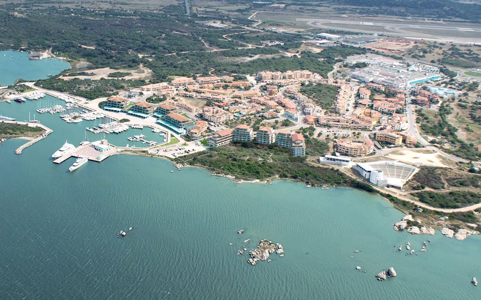 Welcome from  Olbia